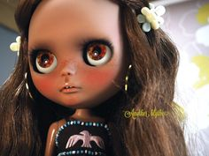 RESERVED FOR Gkellydvm OOAK Custom Blythe Doll by by AnotherBlythe