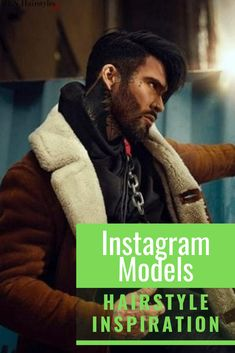 Let's dive together into the world of fashion and style and discover the male Instagram models with the best haircuts and styles at the moment! Combover Hairstyles, Side Part Hairstyles, Side Part Haircut, Instagram Hairstyles, Great Haircuts, Instagram Influencer, Different Hairstyles, Instagram Models, Hair Lengths