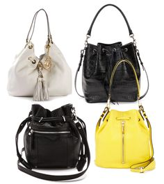 The Bucket Bag is Back | Fashion Trends Daily