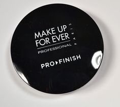 Review: MAKE UP FOR EVER Pro Finish Foundation
