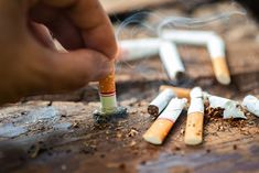 The Japanese company gives non-smoking employees six extra days of paid time off to offset the time spent during cigarette breaks by smoking employees. Smoking Addiction, Nicotine Addiction, Smokers Face, Tobacco Facts, Trouble Swallowing, Smoking Effects, Aging Population, Giving Up Smoking