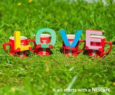 #Coffee #Love #NESCAFE