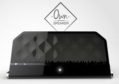 OWN is the first real personal transportable speaker. Thanks to this device, you can listen your music, respond to calls or mails, and many other things, without disturbing other people around.