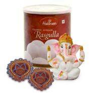Diwali Sweets Online - Send Deepawali Sweet to India Sweets Online, Diwali Gifts, Diwali Festival, Online Gifts, Ganesha, Dog Food Recipes, Idol, Fun, Ganesh