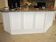 Fabulous Kitchen Island Makeover: Part One