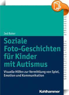 """Mithilfe von Foto-Geschichten, die eine große Bandbreite sozialer Alltagssituationen abbilden, können Kinder mit Autismus-Spektrum-Störungen und verwandten Entwicklungsstörungen angemessenes soziales Verhalten erlernen. Die Foto-Geschichten, die """"richtiges"""" und """"falsches"""" Verhalten und dessen Folgen anschaulich darstellen, bilden ein geeignetes und beliebtes Instrument in der Therapie von Autismus-Betroffenen. Anhand der Bilderstrecken und angeleitetem Rollenspiel können autistische Kinder…"""