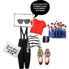 Untitled #9 by gabriela-kiteva on Polyvore featuring Monki, Comme des Garçons and MOA Master of Arts