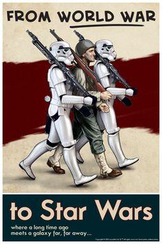 From World War to Star Wars: Star Wars Celebration