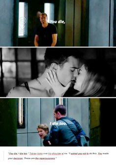 Fourtris #Insurgent NNNOOO Four your to hot to die!!!!