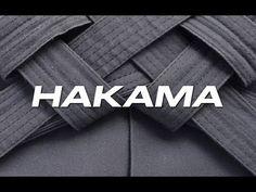 How to fold a Hakama - Como doblar una Hakama - Aikido - YouTube