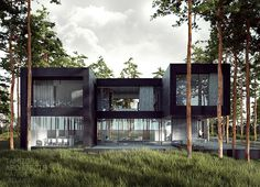 Dune House by Tamizo