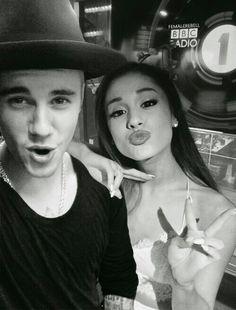 #JustinBieber & #ArianaGrande