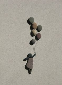 Amazing Examples of Pebble Art