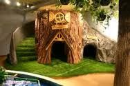 Image result for indoor tree playroom