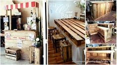 87 World`s Coolest Pallet Bar Ideas to Realize Right Now