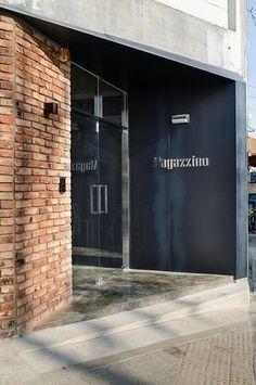 Magazzino cafe Architecture design | Interior | Seoul