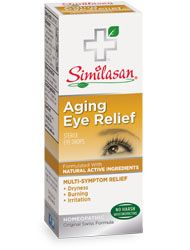 Aging Eye Relief | Mulit-Symptom Eye Care | Natural Eye Drops | Similasan USA