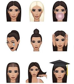 We Know Which Kimoji Is Your Favorite Based On One Question