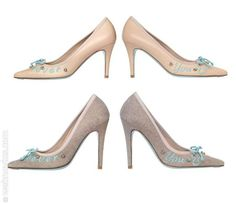 Zapatos de novia personalizados con Mascaró