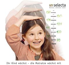 Selecta K2 Kindermatratze - die Matratze die mitwächst
