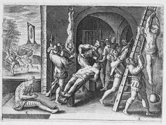 Medieval torture and genocide of the Christian Cathars and Templars by the Roman Catholic church for practicing the Etruscan version of Christianity Renaissance, Spanish Inquisition, French History, Black History, Masonic Symbols, Arte Horror, Medieval Times, Museum, Dark Ages