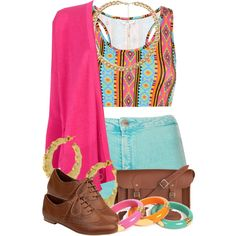 Summer, created by nenedopesauce on Polyvore