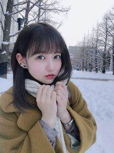 佐藤ノア Cute Asian Girls, Cute Girls, Pretty Woman, Pretty Girls, Medium Hair Styles, Short Hair Styles, Today Pictures, Kawaii Clothes, Ulzzang Girl