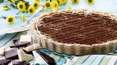 Opskrift på cheesecake med chokolade