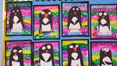 Sea Bear's Kindergarten: Beautiful Penguin Art