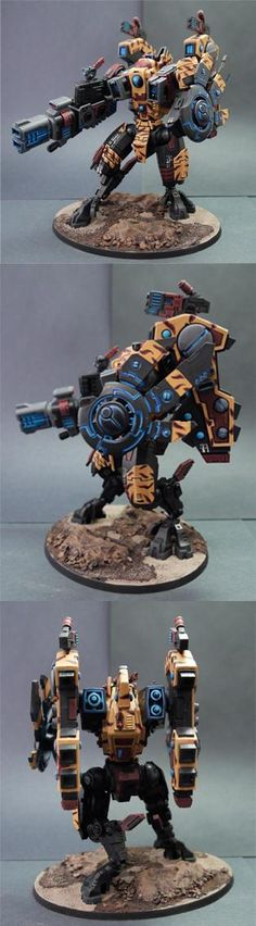 Tau, Multi-view Riptide