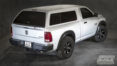Rear Magnum Bumper for 2009-2014 Dodge Ram 1500 (Sport and Non-Sport) Trucks. Part #RBM65DGN.