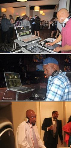 Torrie White has been offering event DJ services for 25 years. This professional wedding DJ plays house, rap, ballroom and RnB music. He performs with or without music videos.
