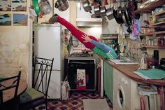 Willi Dorner Brings His Body Piles to Jacquemus Guerrilla, Fall Collections, Art Object, Home Appliances, Bring It On, Beautiful, Projects, Inspiration, Design