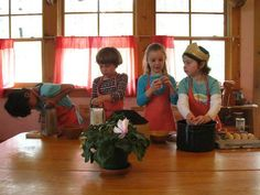 A Day in the Life of a Waldorf Kindergarten