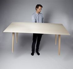 by Ruben Beckers Vogue, The Selection, Awards, Dining Table, Creative, Furniture, Designers, Home Decor, World
