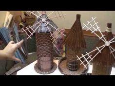 Molino de granos de café y cabuya estilo Vintage Mill of coffee beans and rope vintage style - YouTube