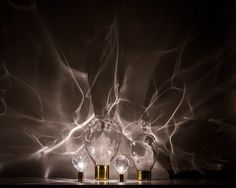 These lightbulbs that immediately turn your home into an enchanted, underwater kingdom.