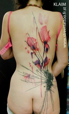 Klaim - Street Tattoo