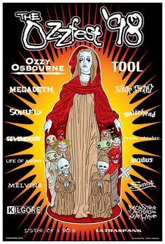 Ozzfest 1998