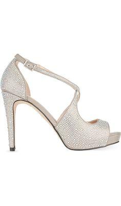 CARVELA - Gift heeled sandals   Selfridges.com