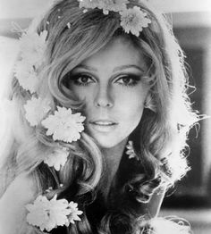 nancy sinatra 1960s....these boots are made for walking...b♡