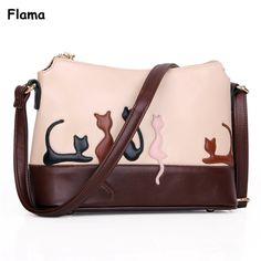 Cat Bag Handbag Cats 2016 Hot Sale Women Crossbody Bolsa Gato Rabbit Shoulder Bags Purse Messenger PU Handbags #women, #men, #hats, #watches, #belts, #fashion, #style