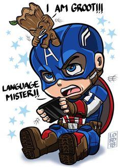 Language mister