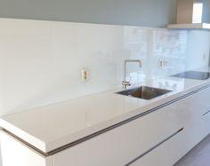 Keuken achterwanden bij A&A glashandel - Keuken achterwanden - 2