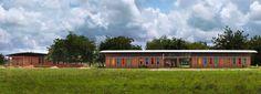 Schools in Gando, Diébédo Francis Kéré