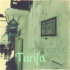 Tarifa, Spain Spain Travel, Neon Signs, Sea, City, Happy, Amor, Andalusia Spain, Viajes, Fotografia