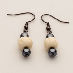 Frog Eye Beads NPC (Non Polymer Clay) Earrings.. New with tags! PP Trade.  Jewelry: Earrings. NEW WITH TAGS. PICK UP ONLY. Exclusive Design: Frog… http://link.close5.com/m/8U2AqhIuUo