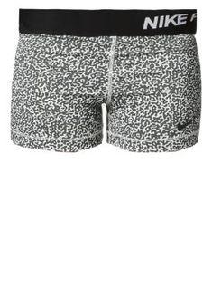 NIKE PRO 3 MEZZO SHORT - Pantaloncini sportivi - ivory/dark ash