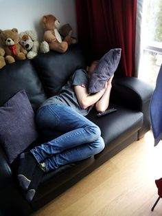 19/09/2014 Its been a busy week..  Ben is a little tired :P