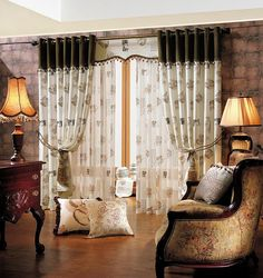 Cleaning and Care Tips for Curtains, Draperies, Lace Curtains and Sheers